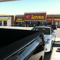 Photo taken at Love's Travel Stop by Seth B. on 5/18/2011