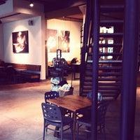 Photo taken at Starbucks by Anthony B. on 2/1/2012
