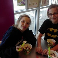 Photo taken at Menchie's by Kimberly C. on 2/28/2012