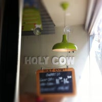 Photo taken at Holy Cow! by Vincent B. on 3/25/2011