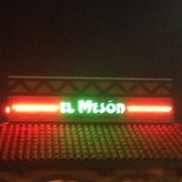 Photo taken at El Meson Restaurante Mexicano by Jermaine P. on 11/20/2011