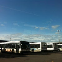 Photo taken at AMT Terminus Montmorency by Luc B. on 6/10/2011