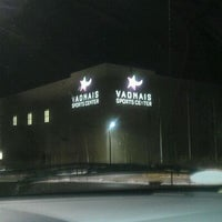 Photo taken at Vadnais Sports Center by Aaron V. on 11/22/2011