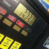 Photo taken at Marathon Gas by Stephen S. on 1/25/2012