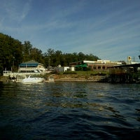 Photo taken at North Bridge Marina by Jessica C. on 10/8/2011