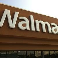 Photo taken at Walmart by Alexander S. on 7/17/2011