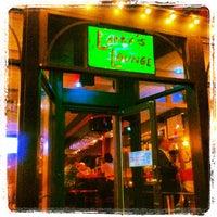 Photo taken at Larry's Lounge by David B. on 3/14/2012