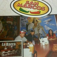 Photo taken at San Marcos Mexican Grocery Store by IZZY on 10/22/2011