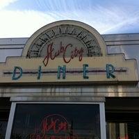 Photo taken at Hub City Diner by Allen D. on 9/23/2011