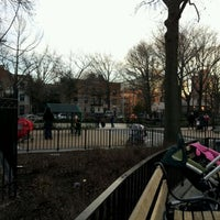 Photo taken at Bowne Park by William B. on 3/3/2012