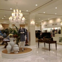 Photo taken at Brooks Brothers by Bex on 1/28/2012
