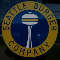 Photo taken at Seattle Burger Company by Vincent V. on 4/11/2011