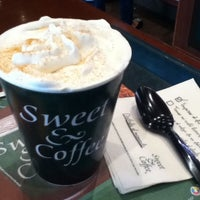 Photo taken at Sweet & Coffee by Wendy on 7/30/2012