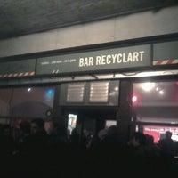 Photo prise au Recyclart par Priit N. le2/25/2012