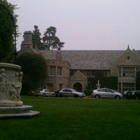 Photo taken at Playboy Mansion by Ruth on 10/19/2011