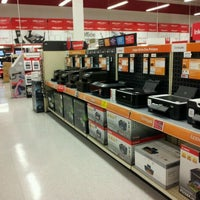 Photo Taken At Office Depot By HorrorArtist M. On 1/3/2012 ...