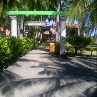 Photo taken at Hotel Tesoro Beach by Laura M. on 1/2/2012
