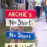 Photo taken at Archie's Seabreeze by Vanessa V. on 10/15/2011