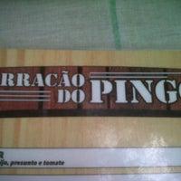 Photo taken at Barracão do Pingo by Ricardo P. on 10/23/2011