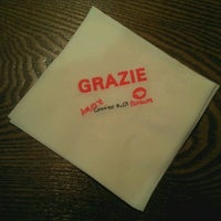 Photo taken at Grazie by Eungbong K. on 1/17/2012