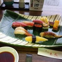 Photo taken at Sushi Kyotatsu by Sherylin M. on 3/10/2012