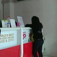 Photo taken at Air Asia Sales Office Patong by Herkko V. on 12/11/2011