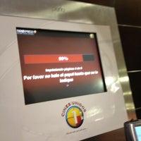 Das Foto wurde bei Cines Unidos von Natalia am 8/2/2012 aufgenommen