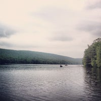 Photo taken at Mauch Chunk Lake Park by Brian S. on 5/27/2012