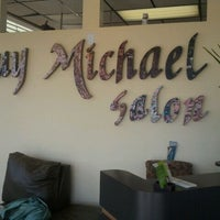 Photo taken at Guy Michael Salon by Risky B. on 4/20/2011