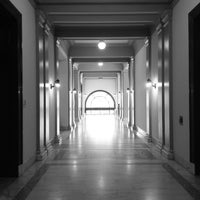 Photo taken at Russell Senate Building by afrofuturistscholar on 8/31/2012