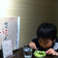Photo taken at 焼肉 ふじ苑 by nori on 9/1/2012