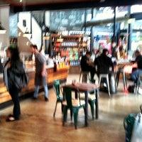 Photo taken at Market Lane Coffee by Dylan W. on 8/18/2012