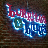 Photo taken at Burritos & Blues by Paddy O. on 12/23/2010