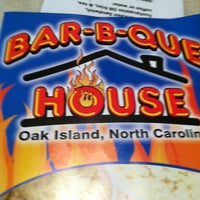 Photo taken at Bar-B-Que House by Joni M. on 4/3/2012