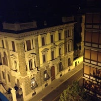 Photo taken at Hotel De La Pace by Dud C. on 7/17/2012