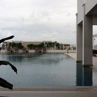 Photo taken at Swimming Pool @ Kameo House by Kamonnut B. on 7/30/2011