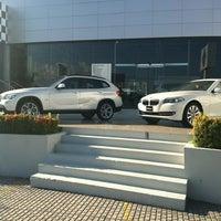 Photo taken at BMW Vecsa Veracruz by Yame L. on 10/14/2011