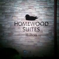 Photo taken at Homewood Suites Cincinnati Airport by Ashley K. on 9/10/2011