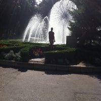Photo taken at Parcul Mihai Eminescu by Alexandra D. on 8/24/2011