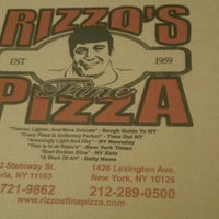 Photo taken at Rizzo's Fine Pizza by Bruno L. on 12/2/2011