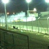 Photo taken at ProKart Racing by Wahab A. on 12/2/2011