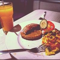 Photo taken at Kiva's by Nissa on 8/31/2012