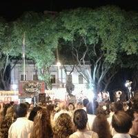 Photo taken at Feria de Mataderos by Nahuee on 1/29/2012