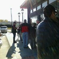 Photo taken at Jimmy John's by Sara V. on 11/10/2011