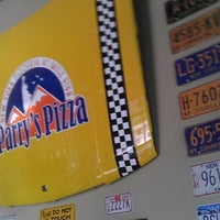 Photo taken at Parry's Pizza by Stefanie J. on 8/9/2012
