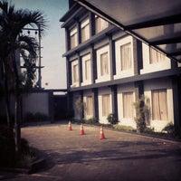 Photo taken at Hotel Griptha by lusi p. on 7/12/2012