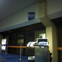 Photo taken at Gate B26 by Bill H. on 4/16/2012