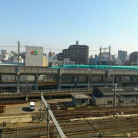 Photo taken at Tabata Station by Kuniaki T. on 10/29/2011