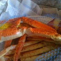 Photo taken at Joe's Crab Shack by Sheila on 3/22/2012