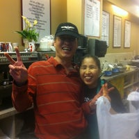 Photo taken at Edelweiss Deli Express by Sean K. on 12/21/2011